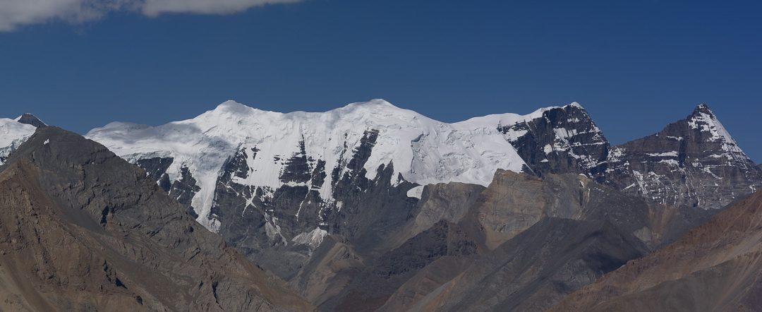 Les sommets du Dolpo, la liste officielle