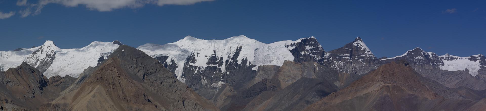 Les montagnes du Dolpo
