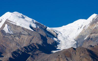 Le Gyaekochen, un sommet du Dolpo