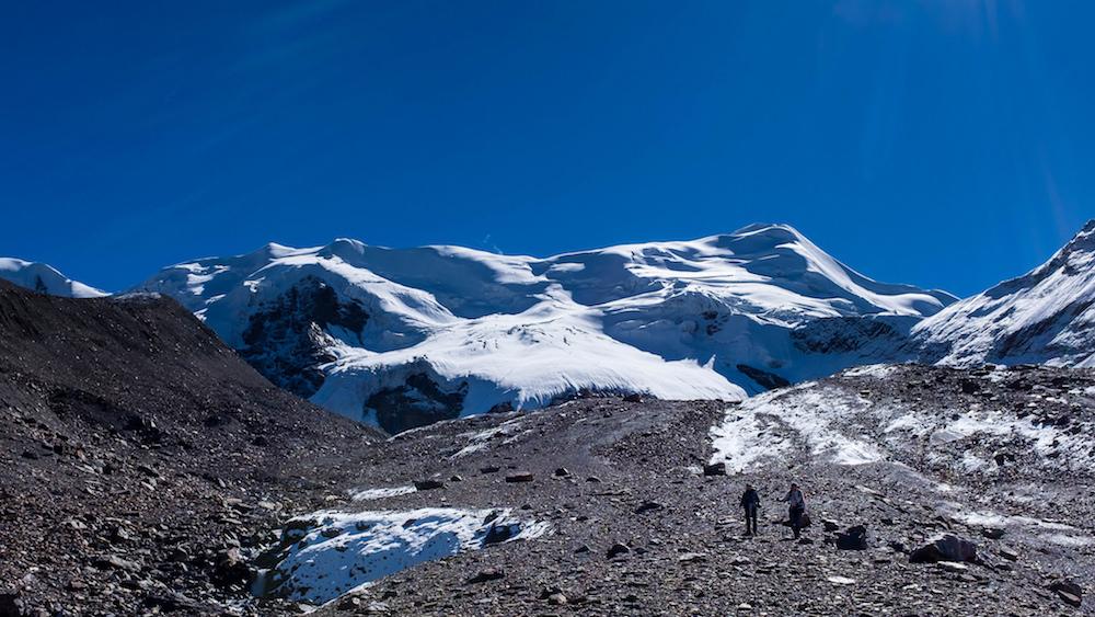 les sommets du Dolpo