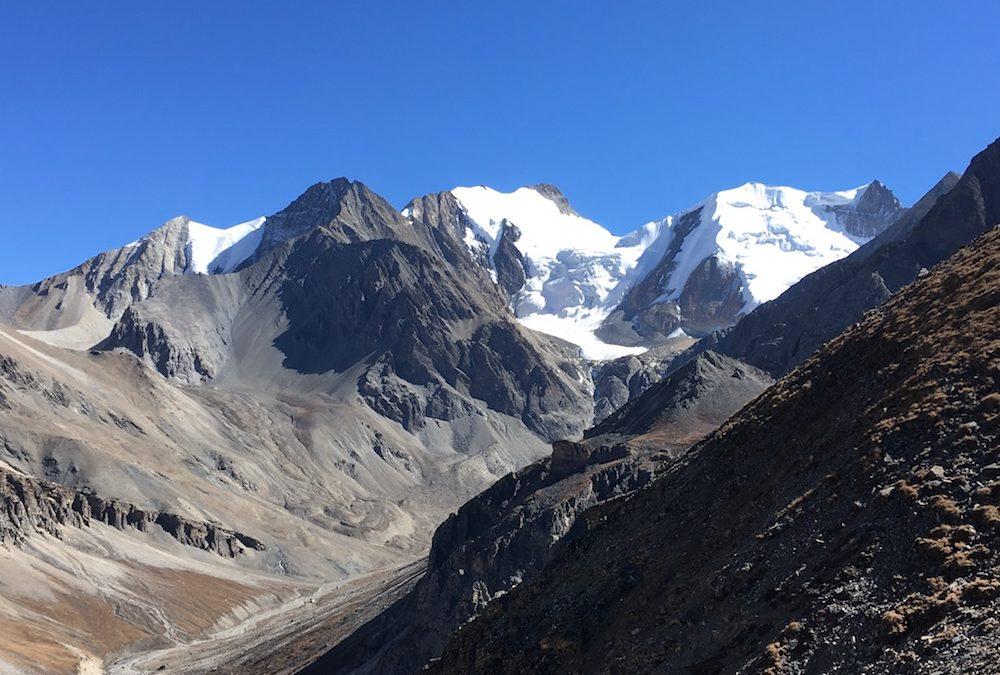 Norbu Kang, un beau sommet du Dolpo