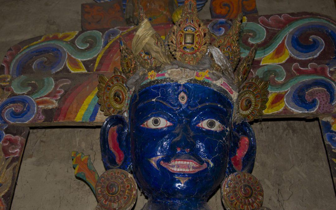 Pugmo, un village du Dolpo : Namgyal lakhang