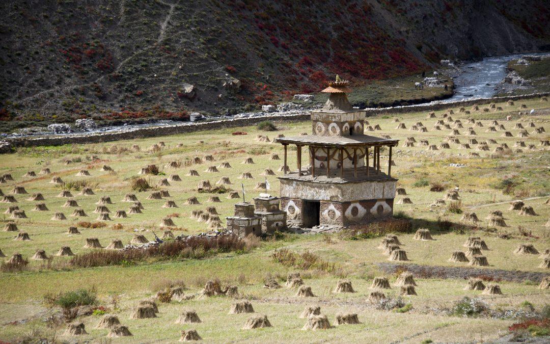 Le chörten de Yungdrung Wöbar – Dho Tarap