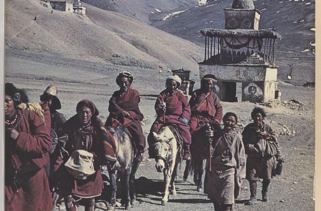 Premiers voyageurs au Dolpo