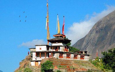 Le Temple de Bala Tripura Sundari Bhagawati, Tripurakot, Dolpa